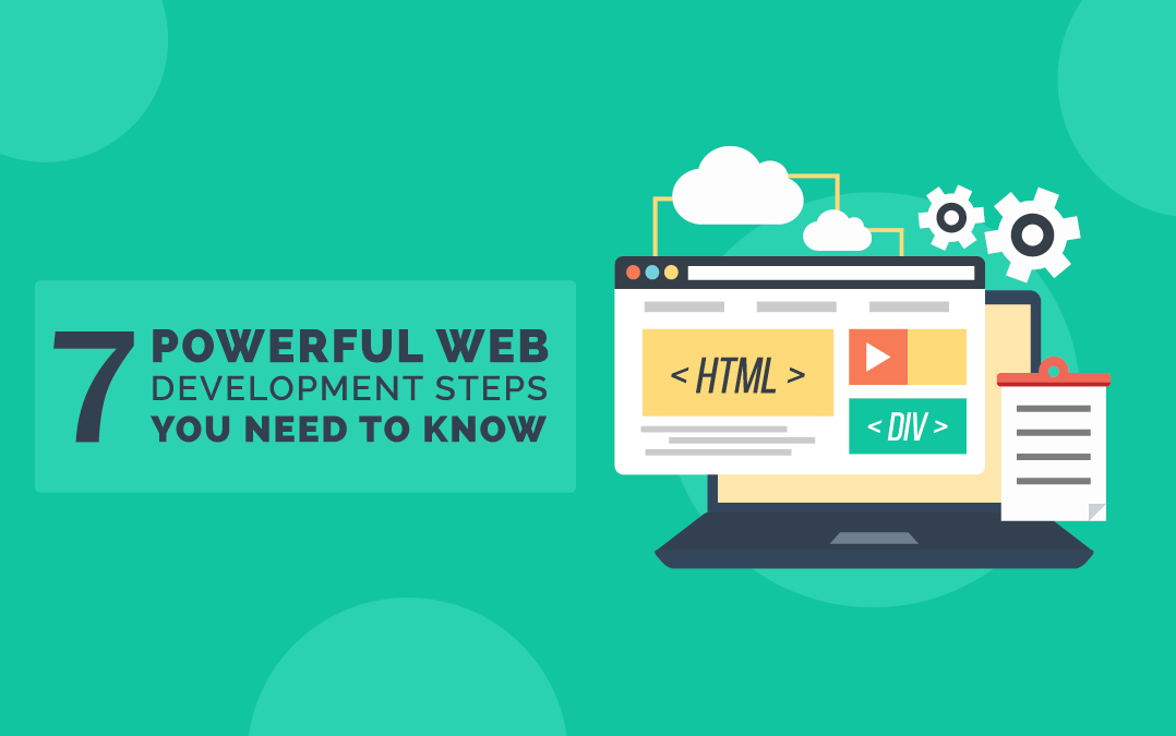 7 Powerful Web Development Steps Successful Developers Implement