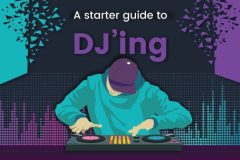 DJ info graphic